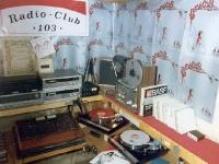 La storia di Radio Club 103