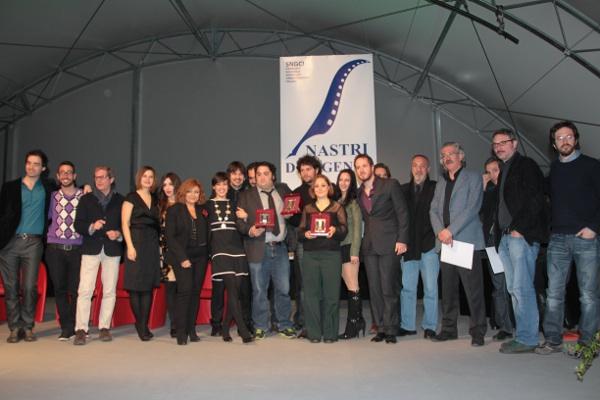 CORTINAMETRAGGIO 2011-CORTI D'ARGENTO: Tutti i vincitori