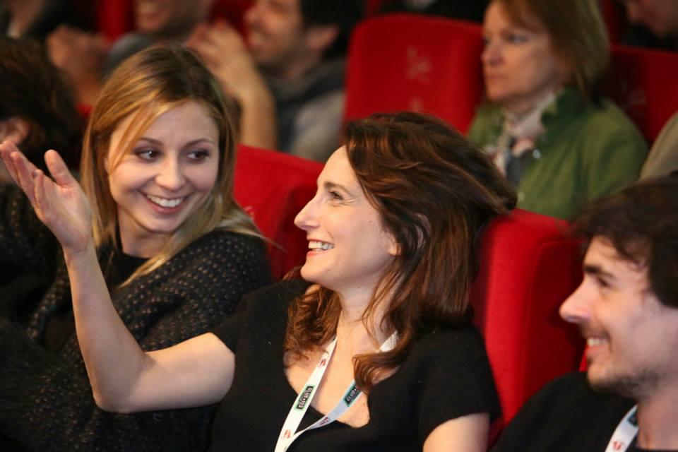 Cortinametraggio 2014: Radio Club 103 e Lorenza Indovina