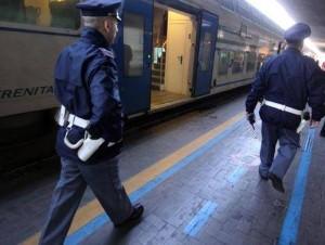Aveva dato fuoco ad un panchina alla stazione di Feltre, individuato dalla Polfer.