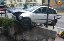 Incidente stradale a Longarone-