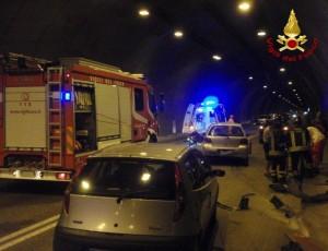 Incidente stradale ad Agordo.