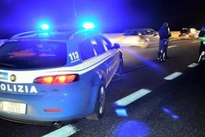 CORTINA: GUIDA SENZA PATENTE E IN STATO DI ALTERAZIONE ALCOLICA A TUTTA VELOCITA' IN CORSO ITALIA .