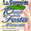 """""""LA SORGENTE IN FESTA 2016""""  10 EDIZIONE  SABATO 7 MAGGIO 2016 ORE 21.00  SALA SAN GIORGIO DOMEGGE DI CADORE"""