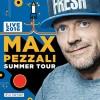 Max Pezzali martedì 5 luglio 2016, ore 21:30 Postepay Sound – Piazzola sul Brenta (Padova)