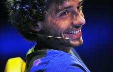 Jacopo Larcher entusiasma il pubblico di Cortina InCroda