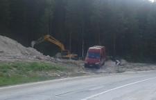 Previsti i lavori di protezione del corpo stradale dalle colate detritiche in località Acquabona