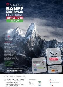 """Intervista ad Alessandra Raggio del """"Banff Mountain Film Festival""""."""