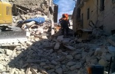 Terremoto: termina l' intervento del Sasv ad Amatrice.