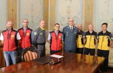 Siglato protocollo d'intesa tra il Soccorso Alpino e la Guardia di Finanza.