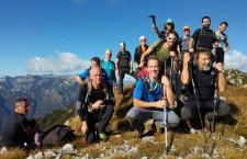 Chiusura addestramenti speciale per il Soccorso alpino di Feltre