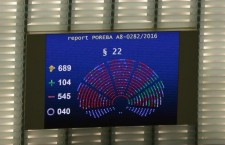 Prolungamento A27: il Parlamento Europeo vota no.