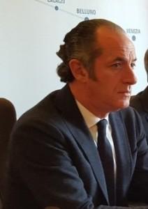 In linea con il Presidente – intervista a Luca Zaia – 23 gennaio 2017