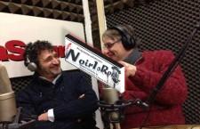 """""""Noir is rock"""" – con Roberto Centazzo e Marco Pivari – ogni venerdì alle 20.30."""
