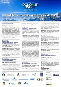 Longarone – Dolomiti Snow: il sub commissario Stefano Granati di Anas al Tavolo Istituzionale delle 11.00 –