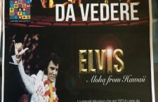 VALLE DI CADORE: 3 novembre ore 21 – Musica da Vedere – Musica da Vedere – Elvis Presley – Aloha From Hawaii