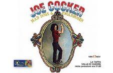 Valle di Cadore – Venerdi 17 ore 21 – Musica da Vedere – Joe Cocker – Mad Dogs & Englishmen Pubblico · Organizzato da Dolomiti Blues&Soul festival