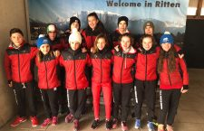 USG Pieve di Cadore: risultati nei campionati italiani sprint junior di pista lunga