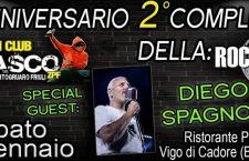"""Sabato 20 Gennaio """"Pino Solitario"""" a Vigo di Cadore  """"ROCK STAR VASCO TRIBUTE BAND"""""""