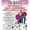 """""""Ballando sotto le stelle delle Dolomiti"""" – Cortina marted' 29 maggio ore 21.00 – Alexander Girardi  Hall"""
