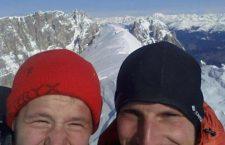 Alessandro Marengon ed Enrico Frescura - Foto Soccorso Alpino
