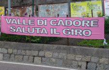 Le immagini del Giro d'Italia in Cadore nel 2012