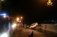 Incidente stradale nella notte a Belluno.