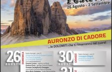 Comune di Auronzo di Cadore Tre Cime Trek Festival 2018