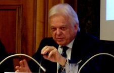 Il Commissario di Governo per la realizzazione del Piano di potenziamento della viabilità in vista dei Mondiali di Sci Cortina 2021e Presidente di Anas (Gruppo FS Italiane) Claudio Andrea Gemme