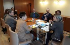 Un precedente'incontro in Regione con l'Assessore Lanzarin