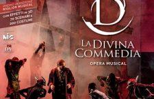 LA DIVINA COMMEDIA – OPERA MUSICAL  sabato 8 febbraio 2020, ore 10:00 sabato 8 febbraio 2020, ore 21:15
