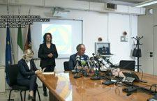 La conferenza stampa quotidiana dall'Unità di Crisi della protezione Civile