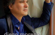 """DIEGO MORENO TORNA CON UN NUOVO LAVORO """"BELLA CHE INCANTA"""" IN ATTESA DELL'ALBUM """"SINGOLI"""""""