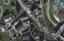Immagine satellitare Google Maps