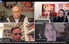 War Room il format web di Enrico Cisnetto su Radio Club 103