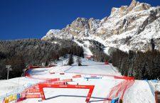 Ski World Cup 2018-2019.Area d'arrivo. Cortina,18 gennaio 2019. Photo: Marco Trovati/Pentaphoto