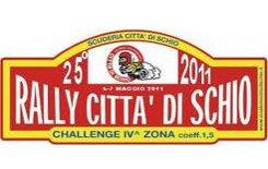 Rally Citta' di Schio-COPPA ITALIA – TROFEO CORRI CON CLIO