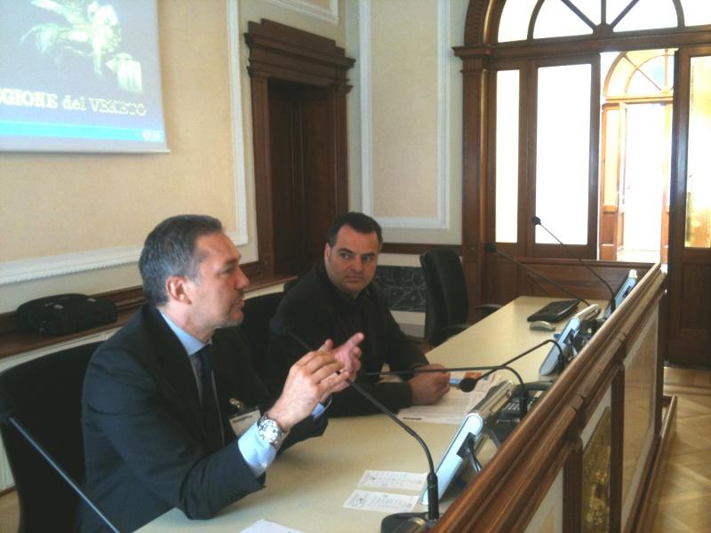 RIFIUTI: VENETO AL TERZO POSTO IN ITALIA PER RACCOLTA RAEE. CONTE PRESENTA DOSSIER 2010