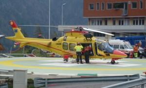 Montagna: raffica di interventi per Suem e Soccorso Alpino