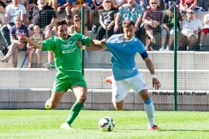 Calcio: in campo contro la Lazio il 15 luglio ad Auronzo