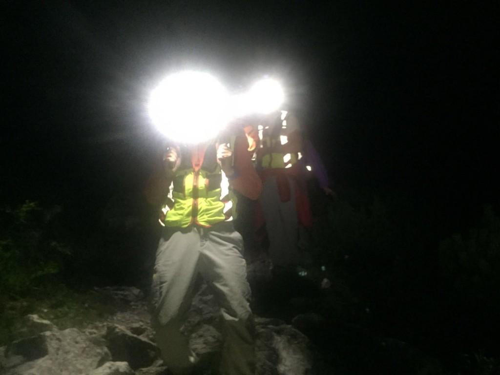 Montagna: intervento nella notte sulle Marmarole