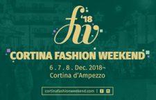 CORTINA FASHION WEEKEND 2018 : tante novità e collaborazioni internazionali, tra i media partner anche Radio Club 103