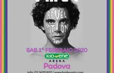 MIKA Revelation Tour  sabato 1 febbraio 2020, ore 20:30 KIOENE ARENA – PADOVA