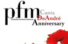 PFM CANTA DE ANDRÉ – ANNIVERSARY  giovedì 27 febbraio 2020, ore 21:15 GRAN TEATRO GEOX – PADOVA
