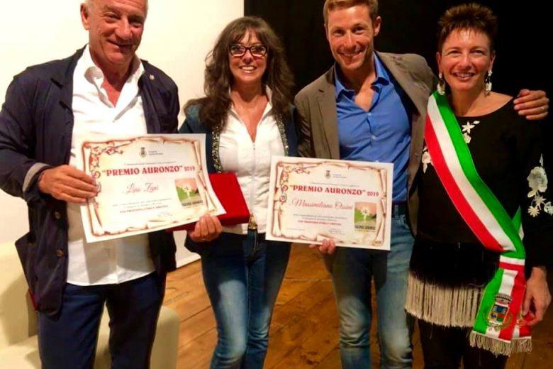 Barbara Paolazzi Premio Auronzo
