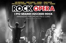 EVENTO RIPROGRAMMATO: Rock Opera al GRAN TEATRO GEOX – 28-05-2021 orario 21:30