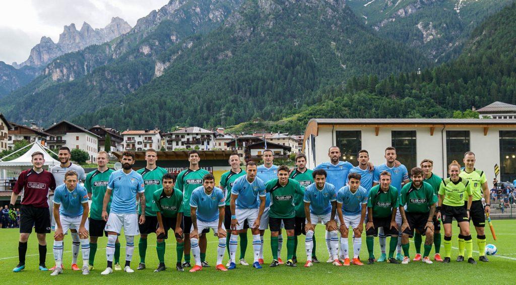 Lazio – Top 11 Radio Club 103: 10-0 a testa alta.
