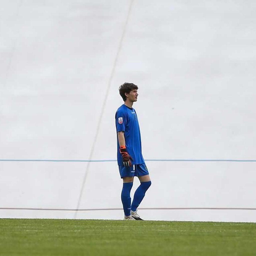 Calcio Serie D: è Marco Masut il portiere della SSD Dolomiti Bellunesi