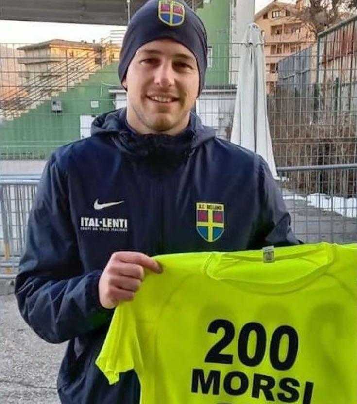 CALCIO: Dolomiti Bellunesi, Corbanese ha firmato.